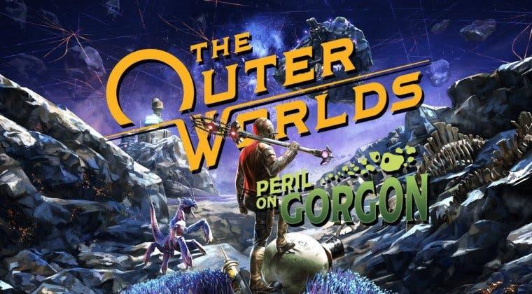 Imagen de Peligro en Gorgona, el primer DLC de The Outer Worlds, ya está disponible para Switch