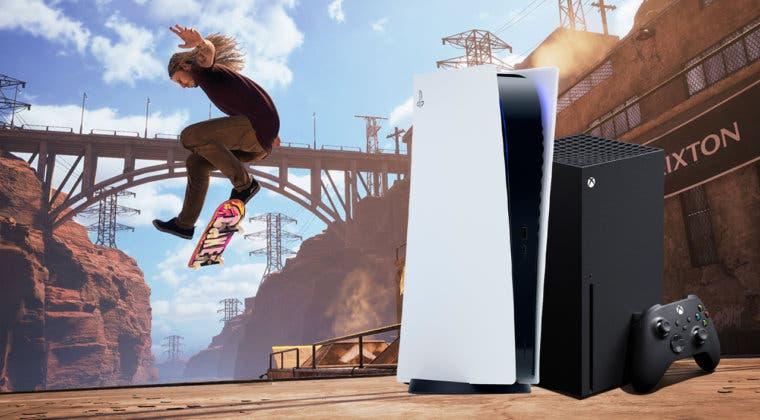 Imagen de Estas son todas las mejoras de Tony Hawk's Pro Skater 1 + 2 en PS5 y Xbox Series X|S