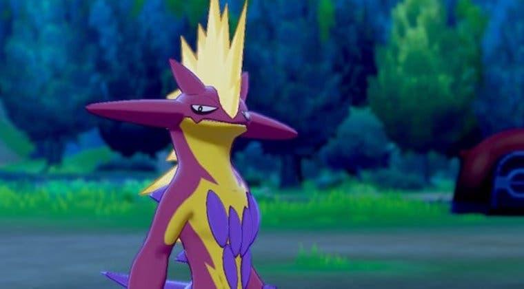 Imagen de Pokémon Espada y Escudo: Consigue a Toxtricity shiny siguiendo estos pasos