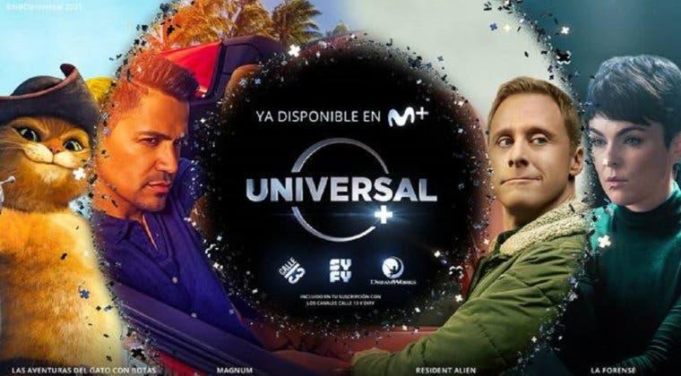 Imagen de Así es Universal Plus, el nuevo servicio de Movistar en el que habrá nuevo contenido de Dreamworks