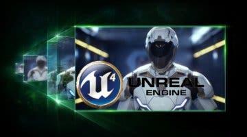Imagen de Nvidia hace disponible el uso de DLSS para Unreal Engine 4.26