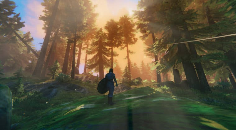 Imagen de El estudio tras Valheim se vio inspirado por The Legend of Zelda y The Elder Scrolls V: Skyrim