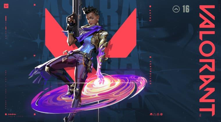 Imagen de Valorant presenta su nueva agente Astra; estas son sus habilidades y fecha de lanzamiento