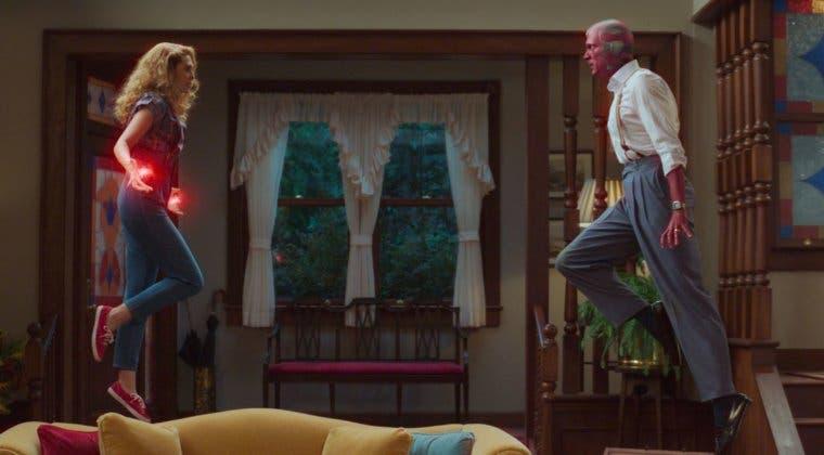 Imagen de Bruja Escarlata y Visión: todas las referencias al Universo Marvel del capítulo 5