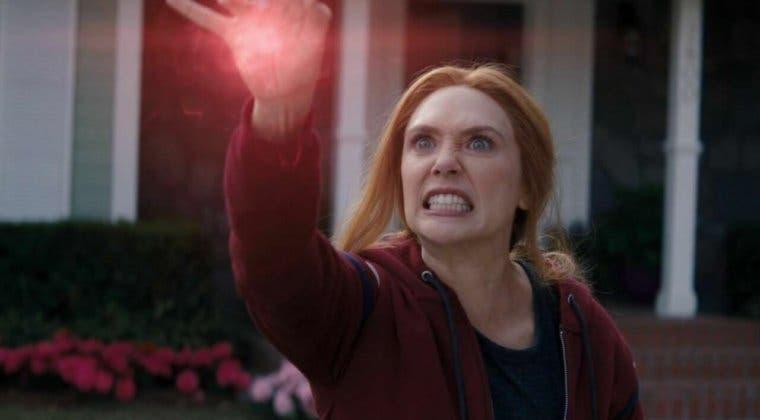Imagen de Bruja Escarlata y Visión: todas las referencias al Universo Marvel del capítulo 7