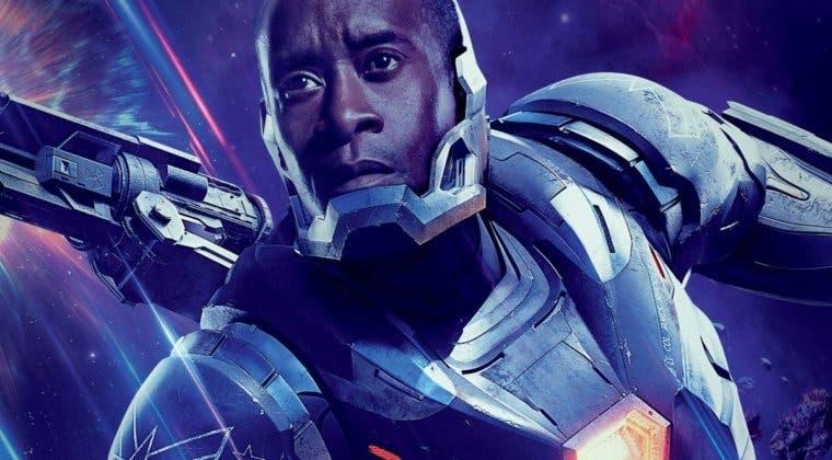 Imagen de Armor Wars: Don Cheadle revela cuándo se rodará la serie de Disney Plus