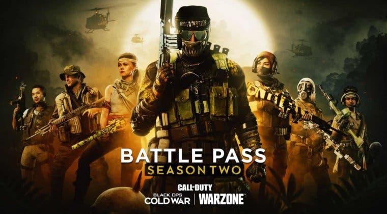 Imagen de Warzone: todo el contenido de cada nivel del pase de batalla de la temporada 2