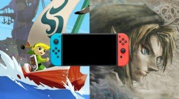 Imagen de The Legend of Zelda: Wind Waker y Twilight Princess también tendrán remasters, según un periodista
