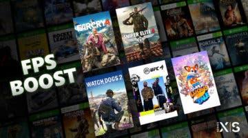 Imagen de Xbox Series X|S mejora aún más la retrocompatibilidad potenciando los FPS de juegos retrcoompatibles