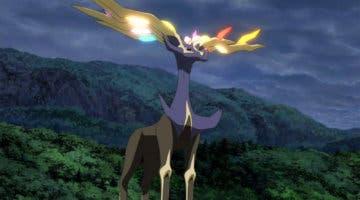 "Imagen de Pokémon GO inicia ""Leyendas de Luminalia X"", con Xerneas, Spritzee, Swirlix y Goomy"