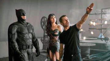 Imagen de Liga de la Justicia: Zack Snyder responde a las críticas sobre su trabajo