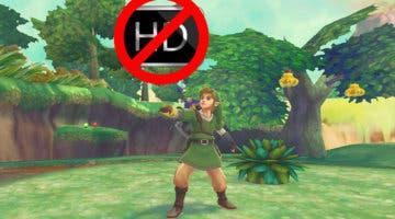 Imagen de La comparativa en vídeo de Zelda: Skyward Sword HD con el original que ha decepcionado a los fans