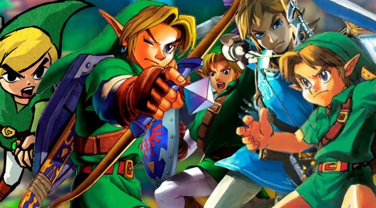 Imagen de The Legend of Zelda cumple 35 años: Repasamos los juegos que más han marcado la historia de la saga