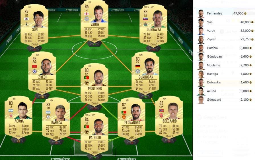 FIFA 21 Ultimate Team SBC Joe Hart Flashback