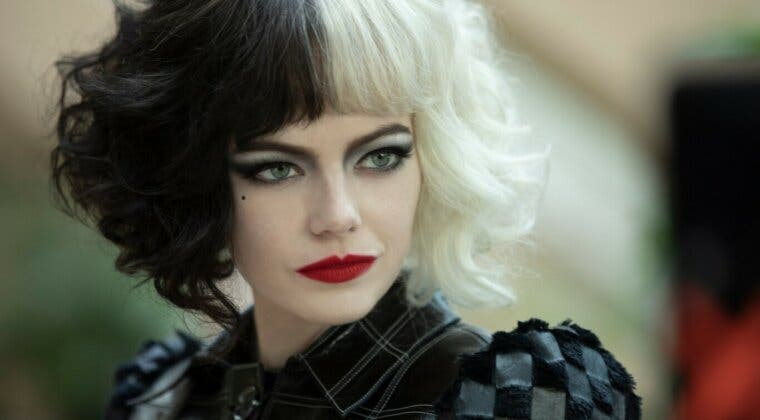 Imagen de Así de espectacular luciría la Cruella de Emma Stone a lo Harley Quinn