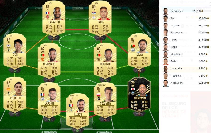 FIFA 21 Ultimate Team SBC Vidal FUT Birthday