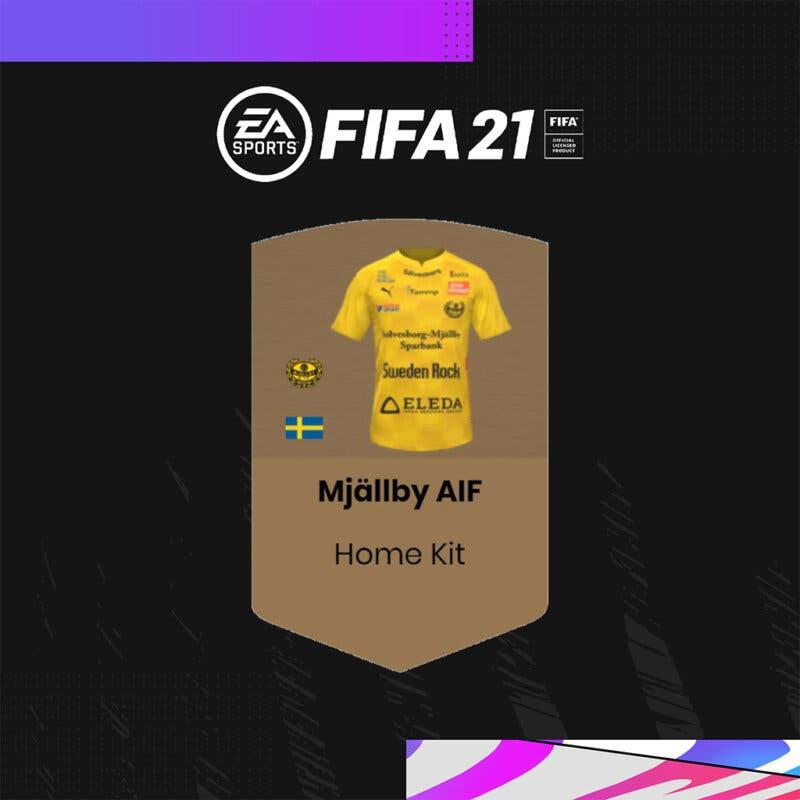 FIFA 21 Ultimate Team Camisetas llamativas