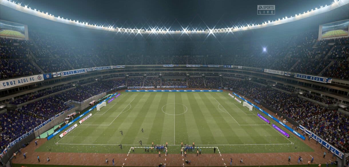 FIFA 21 Ultimate Team Estadios