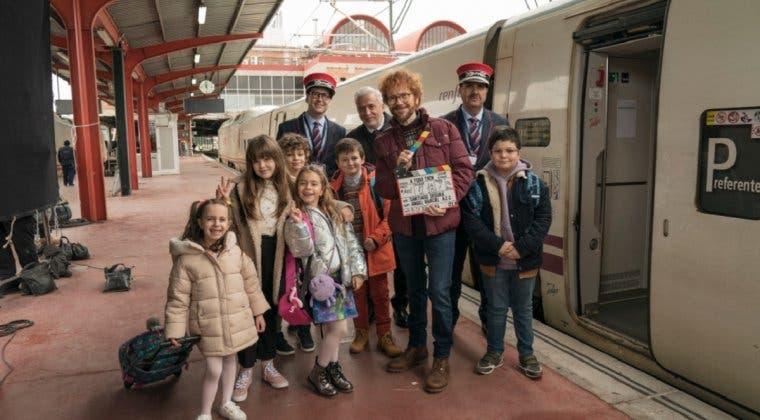 Imagen de Primeras imágenes de ¡A Todo Tren! Destino Asturias, la nueva película de Santiago Segura