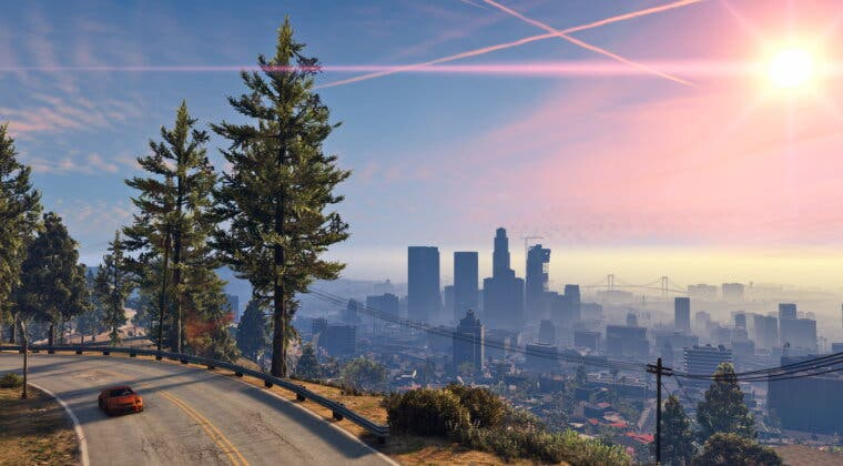 Imagen de Jugador de GTA V viaja a Los Ángeles y encuentra estos emblemáticos edificios de Los Santos en la vida real