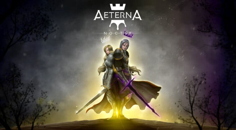 Imagen de Primeras impresiones de Aeterna Noctis, el artístico heredero de Hollow Knight