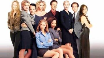 Imagen de Rumores apuntan a un 'revival' de Ally McBeal casi 20 años después de su final