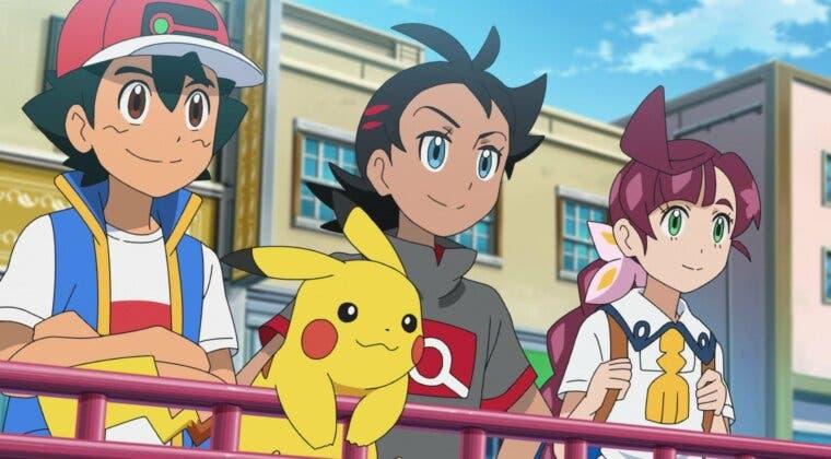 """Imagen de """"Viajes Maestros Pokémon"""", la nueva temporada de la serie, llegará a España este verano"""