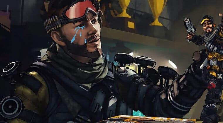 Imagen de Apex Legends: demuestran que la habilidad pasiva de Mirage puede ser mucho más útil de lo que parece