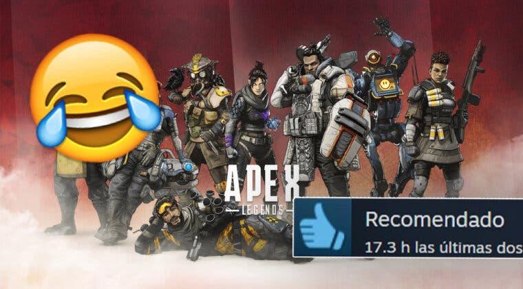 Imagen de Esta es la hilarante y mejor review de Apex Legends que leerás y que está encantando a la comunidad