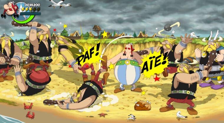 Imagen de Asterix & Obelix: Slap Them All es el nuevo título de galos y romanos que llegará este año y presenta su primer gameplay