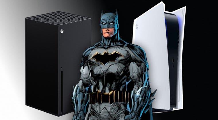 Imagen de Así son las impresionantes skins para PlayStation 5 y Xbox Series X de Batman creadas por un diseñador