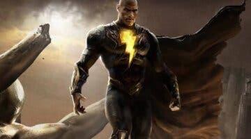 Imagen de Black Adam brilla en el avance publicado con motivo de la DC Fandome