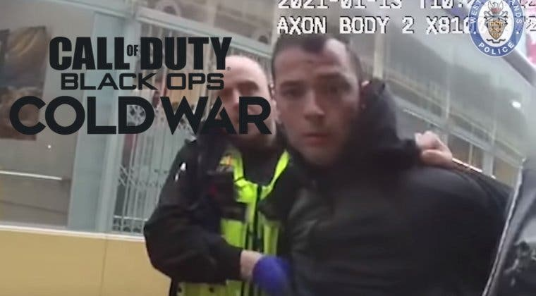 Imagen de Detienen a un preso fugado al intentar comprar COD: Black Ops Cold War