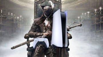 Imagen de ¿Error o actualización de Bloodborne para PS5 en camino? La PS Store siembra la duda
