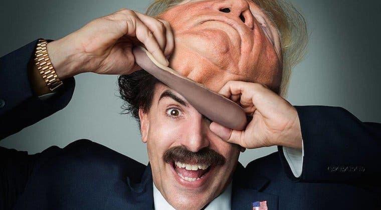 Imagen de Borat 2: los motivos por los que ha sido la mejor comedia de los Globos de Oro 2021