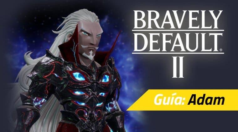 Imagen de Guía Bravely Default II - Cómo derrotar a Adam
