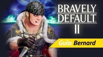 Imagen de Guía Bravely Default II - Cómo derrotar a Bernard