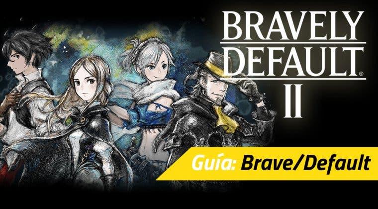 Imagen de Guía Bravely Default II - Cómo funciona el sistema Brave/Default