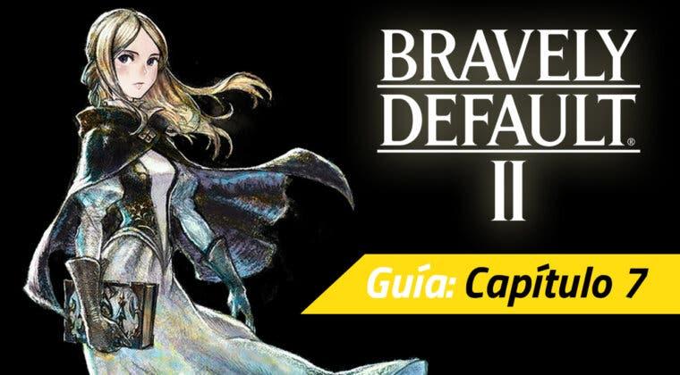 Imagen de Guía Bravely Default II - Capítulo 7: Páginas gemelas (el verdadero final)