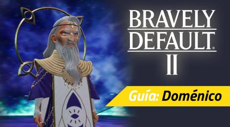 Imagen de Guía Bravely Default II - Cómo derrotar a Doménico