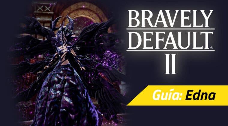 Imagen de Guía Bravely Default II - Cómo derrotar a Edna