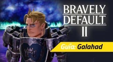Imagen de Guía Bravely Default II - Cómo derrotar a Galahad