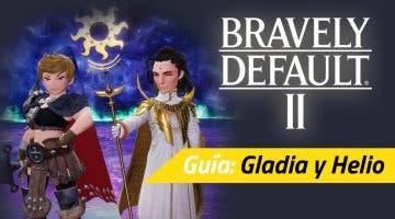Imagen de Guía Bravely Default II - Cómo vencer a Gladia y Helio