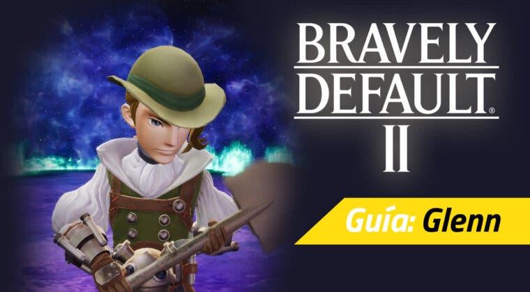 Imagen de Guía Bravely Default II - Cómo derrotar a Glenn