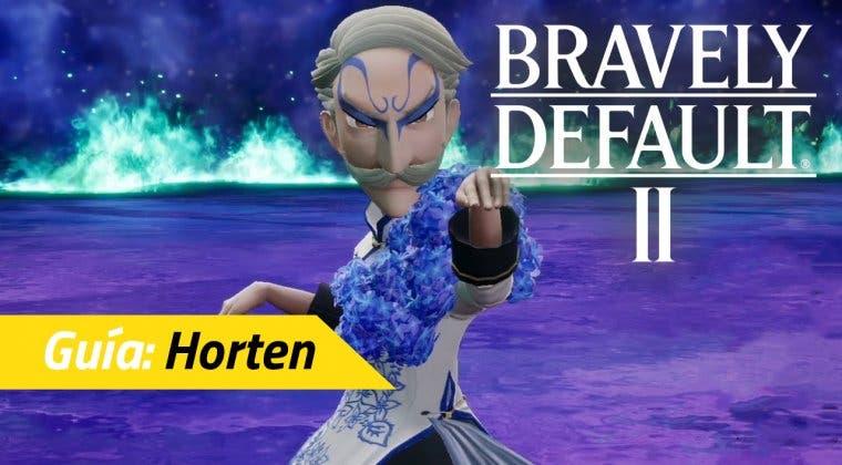 Imagen de Guía Bravely Default II - Cómo vencer a Horten