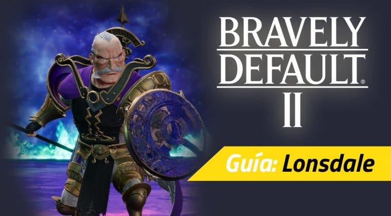 Imagen de Guía Bravely Default II - Cómo derrotar a Lonsdale