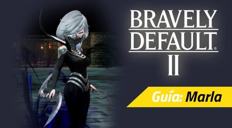 Imagen de Guía Bravely Default II - Cómo derrotar a Marla