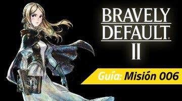 Imagen de Guía Bravely Default II - Misión 006: Negocios que merecen la pena