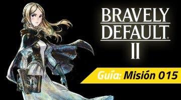 Imagen de Guía Bravely Default II - Misión 015: La reina del baile