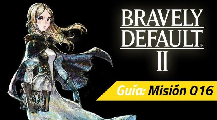 Imagen de Guía Bravely Default II - Misión 016: El heraldo de las calamidades